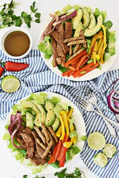 Chipotle Lime Steak