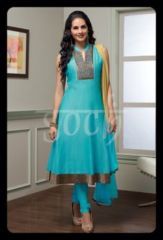 #Indian #Ethnic #Fashion #Soch #Style #Salwar  http://sochstudio.com/pages/collection-salwar