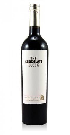 2010 Chocolate Block Wine