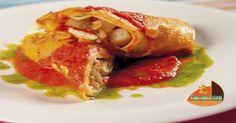Vamos a comernos unas Enchiladas, riquísima receta Mexicana, que podéis ver pulsando la foto. Y guardarla sin os gusta. Gracias http://cadizporestapa.blogspot.com.es/2016/09/enchiladas-de-carne-de-pollo.html
