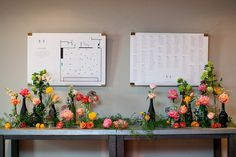 Photography: Wren & Field Photography - wrenandfield.com Floral Design: Falls Flowers - fallsflowers.com   Read More on SMP: http://stylemepretty.com/vault/gallery/14039