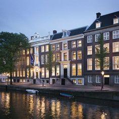 AMSTERDAMHotel Waldorf Astoria Amsterdam - Netherlands, Niederlande