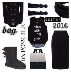 """Best of 2016"" by caticorn16 ❤ liked on Polyvore featuring Melissa McCarthy Seven7, Geox, Roland Mouret, UGG, Helmut Lang and plus size clothing"