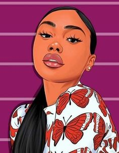Black Art Painting, Black Artwork, Artist Painting, Black Love Art, Black Girl Art, Black Is Beautiful, Pop Art Colors, Pop Art Girl, Brown Skin Girls