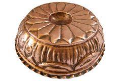 Handmade Antique Copper Mold on OneKingsLane.com