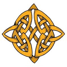 celtic knot strength and courage - Google Search