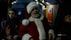 Doctor Who - Christmas in August!   BBC America