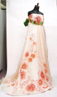 留袖ドレス kimonodress 着物ドレス http://www.kimonomonjuan.com/purchase/