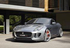 Jaguar C-X16 Concept  #Jaguar