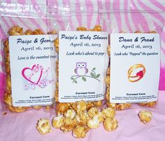 Find Personalized Caramel Corn Wedding Party Favors at Wholesale Favors, along with other wedding favors and personalized gifts. Popcorn Wedding Favors, Popcorn Favors, Vintage Wedding Favors, Succulent Wedding Favors, Winter Wedding Favors, Unique Party Favors, Inexpensive Wedding Favors, Elegant Wedding Favors, Edible Wedding Favors