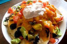 Nachos_vegan mexican inspired recipes