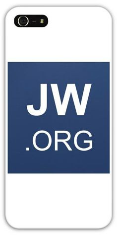 JW.org iPhone 5/5s 4/4s Samsung Galaxy S4 S3 Ministry Supplies for Jehovah's Witnesses Field Service International Convention Gift Gifts