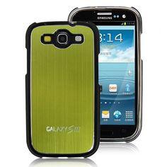 Brushed Metal, Samsung Galaxy S3, Phone, Ss, Paleo, Stuff To Buy, Telephone, Mobile Phones, Paleo Food