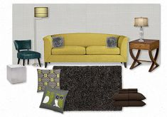 Fall 2010 Design Forecast by casart. Create your own interior design moodboard now! Get In The Mood, Design Boards, Mood Boards, Adhesive, Love Seat, Create Your Own, Mid Century, Couch, Interior Design