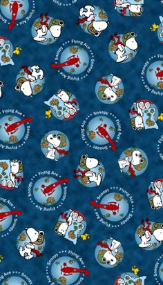 SNOOPY FLYING ACE PREVIEW PAGE — Rocking Chair Quilts