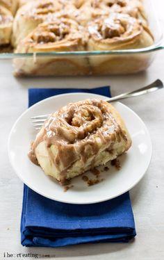 Kanelbullar, Swedish Cinnamon Rolls with Cardamom and Almond Paste ...