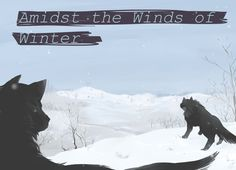 Amidst the Winds of Winter - Chapter 1 By @paranoidfridgeAfter the battle Bilbo returns to the Shire. Letters are exchanged, life goes on, and despite pining for each other, Thorin and Bilbo settle in...