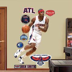 Josh Smith, Atlanta Hawks