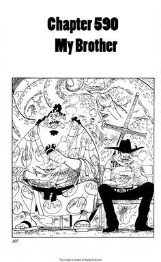 One Piece Manga ch.590 Page 1