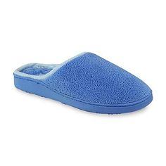 Pink K Women's Maude Blue Clog Slipper
