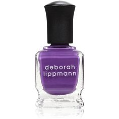 Deborah Lippmann Nail Lacquer - Maniac ($18) ❤ liked on Polyvore featuring beauty products, nail care, nail polish, nail, deborah lippmann nail lacquer, deborah lippmann nail color, deborah lippmann and deborah lippmann nail polish