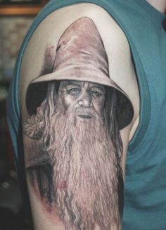Chris Garver Tattoo Artist   Tattoos Styles and Meanings