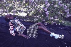 Miss Vogue #15: Ajak Deng gallery - Vogue Australia