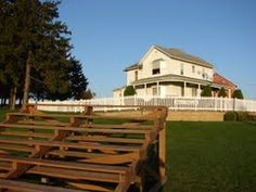 """Dyersville, Iowa ~ The #1 place Mick wants to visit. The movie - """"The Field of Dreams"""" was filmed here."""