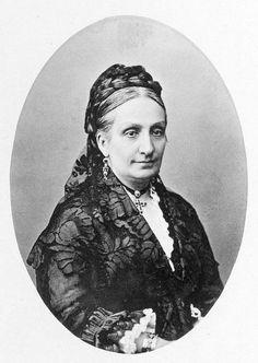 Infanta Luisa Fernanda, sister of Queen Isabella II.