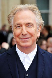Alan Rickman Eyeing 'Second Youth' On CBGB Set / filming in #Savannah GA