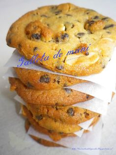 Galletas de cacahuetes Muffin, Breakfast, Food, Top Drawer, Peanut Cookies, Recipes, Morning Coffee, Muffins, Cupcake