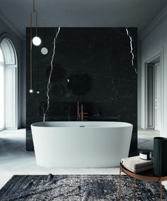 Dolcevita is a collection of bathroom furniture dedicated to those who appreciate a modern, sophisticated bathroom featuring contemporary elegance. Bathroom Design Luxury, Modern Bathroom, Small Bathroom, Bathroom Colors, Black Marble Bathroom, Bathrooms, Bathroom Ideas, Cheap Bedroom Decor, Cheap Home Decor