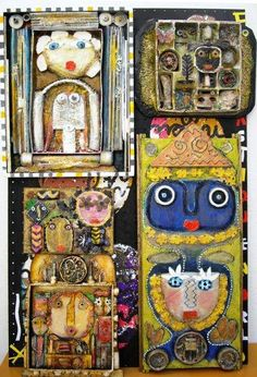 Huguette Machado-Rico - Artiste plasticienne -