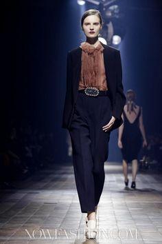 Lanvin Ready To Wear Fall Winter 2013 Paris