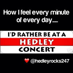 Hedley Love ❤️ Jacob Hoggard, Better Day, I Win, A Good Man, Infinity, Star, Feelings, My Favorite Things, Concert