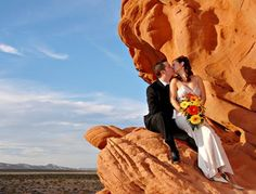 Tie the knot in one of Nevada's most visually incredible sites!