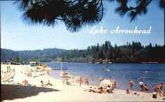 Lake Arrowhead California where I spent most of my childhood summers with my Grandpa.