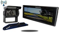 Tadibrothers 5th Wheel Wireless Backup Camera System with a 9 Inch Mirror and 2 Backup Cameras - http://www.productsforautomotive.com/tadibrothers-5th-wheel-wireless-backup-camera-system-with-a-9-inch-mirror-and-2-backup-cameras/