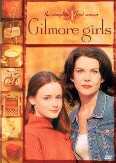gilmore girls season 1 - Watch every season all in one go over the weekend.  Such a clever and heartfelt show.