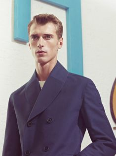 Clement Chabernaud for De Fursac Spring Summer 2013