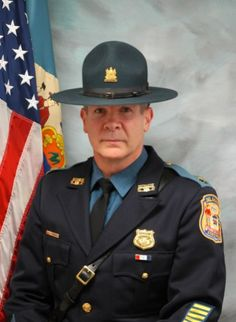 Delaware State Police Announces the Retirement of Major Galen M. Purcell after 28 Years of Service