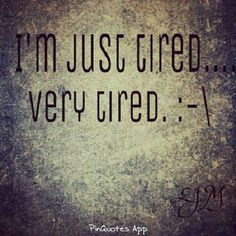 Tired and exhausted of feeling this way. Tired of falling everytime I'm finally on my feet again. Tired that I keep hitting rock bottom everytime I start climbing up. I'm just tired Break Up Quotes, Quotes To Live By, Me Quotes, Im Just Tired, Very Tired, I'm Tired, Instagram Quotes, Look At You, Amazing Quotes