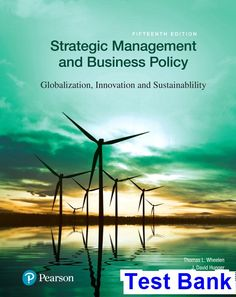 Introduction to information systems 6th edition test bank rainer test bank for strategic management and business policy globalization innovation and sustainability 15th edition by wheelen fandeluxe Images