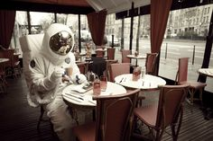 Vie d'Astronaute : Photo