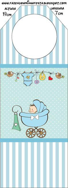 Rótulo Garrafas Chá de Bebê ou Chá de Fraldas: