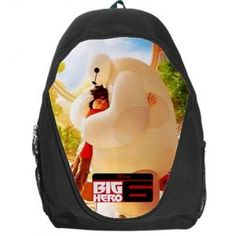 BIG HERO 6 BAYMAX LARGE BACKPACK FOR KIDS OR ADULTS $24.99