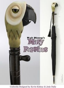 Mary Poppins' umbrella. Holy Shiiiii...