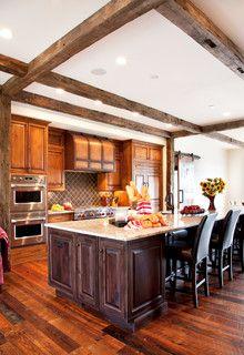 Chateau de Charleston - traditional - kitchen - charleston - by Ink Architecture LLC