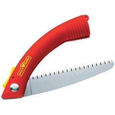 Wolf Garten 360mm Folding Garden Pruning Saw Features:- Pull saw for easy pruning of thick branches.- Folding blade for safe storage.- Triple ground teeth give up to five times normal blade life.- Overall Length 360mm... (Barcode EAN=40092697282 http://www.MightGet.com/february-2017-2/wolf-garten-360mm-folding-garden-pruning-saw.asp