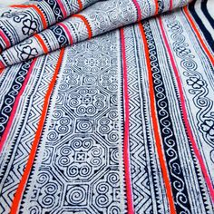 BATIK COTTON FABRIC, Textile , These exquisite Cotton Batik Fabrics are 100% Cotton. These fabrics are printed and hand-dyed on 100% cotton by skilled